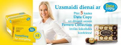Data Copy akcija!