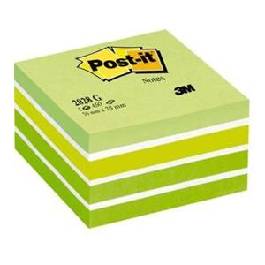 Līmlapiņu kubs 3M Post-it 76x76mm/450l. pasteļzaļš