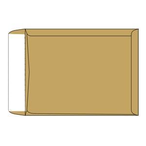 Конверты HK B4/10 штук 250x353мм коричневые