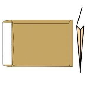 Конверты с расширением HK B4/10штук 250x353x38мм коричневые