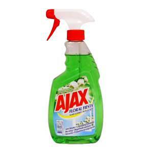 AJAX Floral Fiesta stiklu tīrīšanas līdzeklis,  500ml