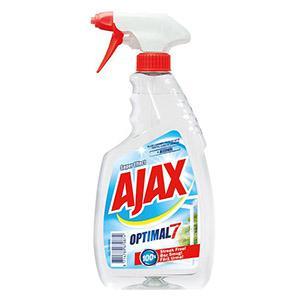 AJAX stiklu tīrīšanas līdzeklis Optimal 7 Super Effect 500ml