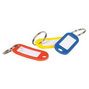 Atslēgu piekariņš dažādas krāsas