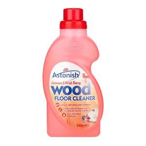 ASTONISH Wood Floor Cleaner,  līdzeklis koka virsmām,  750ml