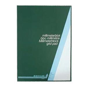 Milimetru papīrs A3/50 lapas,  AURORA