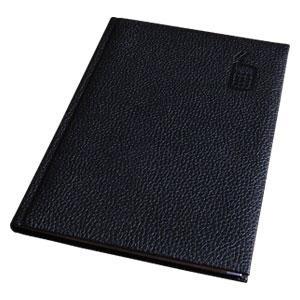 Telefonu grāmata AURORA A5/92 līniju,  melna