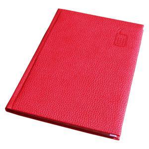 Telefonu grāmata AURORA A5/92 līniju,  tumši sarkana