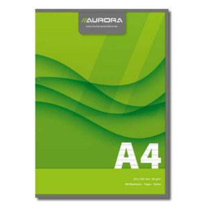Bloknots AURORA A4/50 līniju