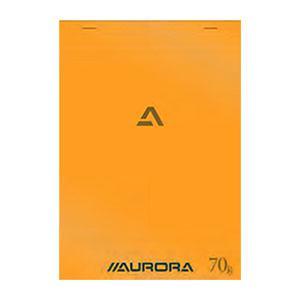 Bloknots A5/100 rūtiņu Aurora