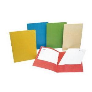 Папка для документов BANTEX А4, с внутренними карманами