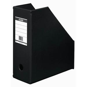 Dokumentu bokss ELBA Jumbo,  A4,  platums 12cm,  melns
