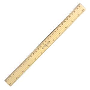 Lineāls koka CENTRUM 30cm