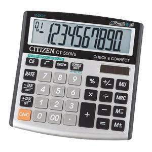 Kalkulators CITIZEN CT-500VII