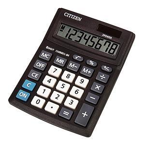 Kalkulators CITIZEN CMB801-BK 8DGT