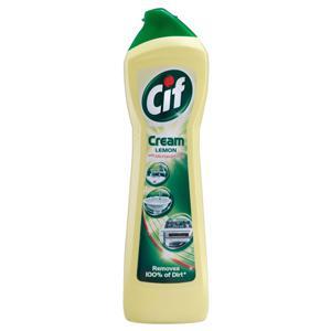 CIF Lemon Cream universālais tīrīšanas līdzeklis 500ml