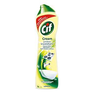 CIF LAC Pearl Lemon tīrīšanas krēms,  540ml