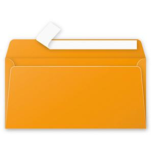 Aploksne C65 110x220 oranža krāsa
