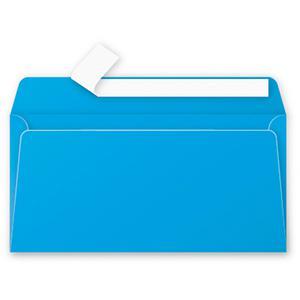 Aploksne E65 110x220 zila krāsa