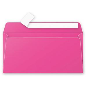 Aploksne E65 110x220 rozā krāsa