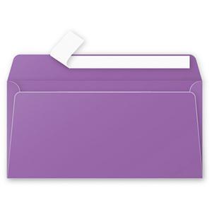 Aploksne E65 110x220 violeta krāsa