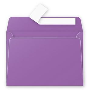 Aploksne C6 114x162mm violeta krāsa