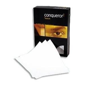 Papīrs Conqueror Texture Laid,  Vellum,  A4/100g,  500 loksnes