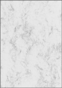 Papīrs Marmor 200g/70lp/A4,  balta krāsa
