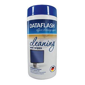 Tīrīšanas salvetes monitoriem 100gab