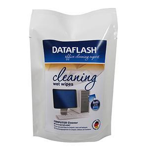 Tīrīšanas salvetes ieliktņi DF1512
