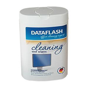 Tīrīšanas salvetes TFT/LCD DataFlash