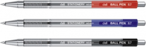 Pildspalva lodišu DELI 6511 melna