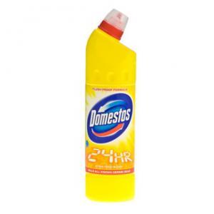 DOMESTOS Lemon 750ml tualetes tīrīšanas līdzeklis