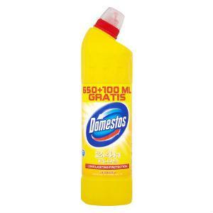 DOMESTOS Lemon 650+100ml tualetes tīrīšanas līdzeklis