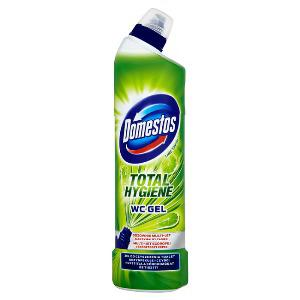 DOMESTOS Total Hygiene,  wc gel,  lime fresh,  700ml