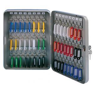 Atslēgu kaste DONAU,  48 atslēgam,  pelēka