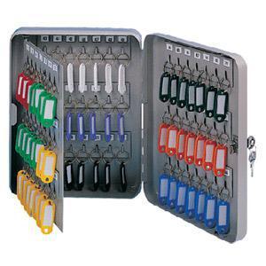 Atslēgu kaste DONAU,  96 atslēgām,  pelēka
