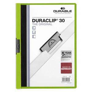 Mape Duraclip Original 30 DURABLE,  zaļa