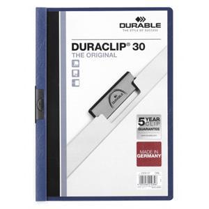 Mape Duraclip Original 30 DURABLE,  tumši zila