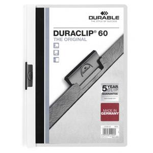 *Mape Duraclip Original 60 DURABLE,  balta