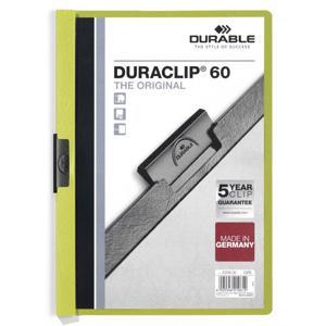 Mape Duraclip Original 60 DURABLE,  zaļa