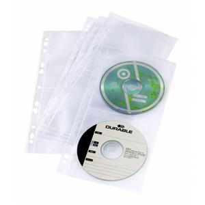 Kabatas CD/DVD diskiem 4CD/5 gab. DURABLE