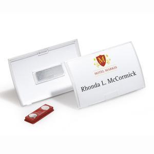 Personas karte Click Fold 54x90mm ar magnētu DURABLE