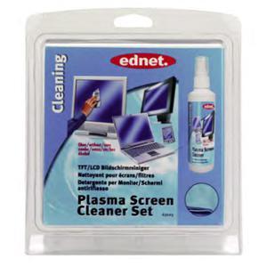 Tīrīšanas kompl.Plasma monitoriem 125ml.