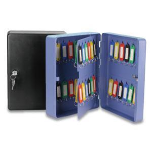 Atslēgu kaste EAGLE 48 atslēgām,  rudzupuķu zila krāsa