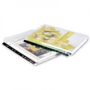 Kabatas A4,  ietilpība līdz 200 lapām,  5 gab.,  180mic