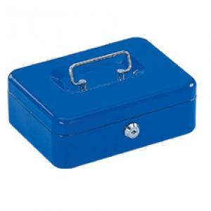 Naudas kaste 8878S 207x157x77mm zila