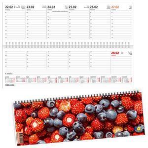 Galda kalendārs EKO BOSS berries 2021g.