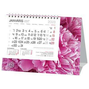 *Galda kalendārs EKO ROMA ar spirāli,  2018g.