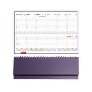 Kalendārs galda EKO Credo violets