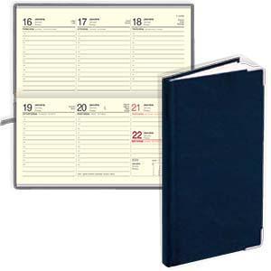 *Kabatas kalendārs EKO Lady zils